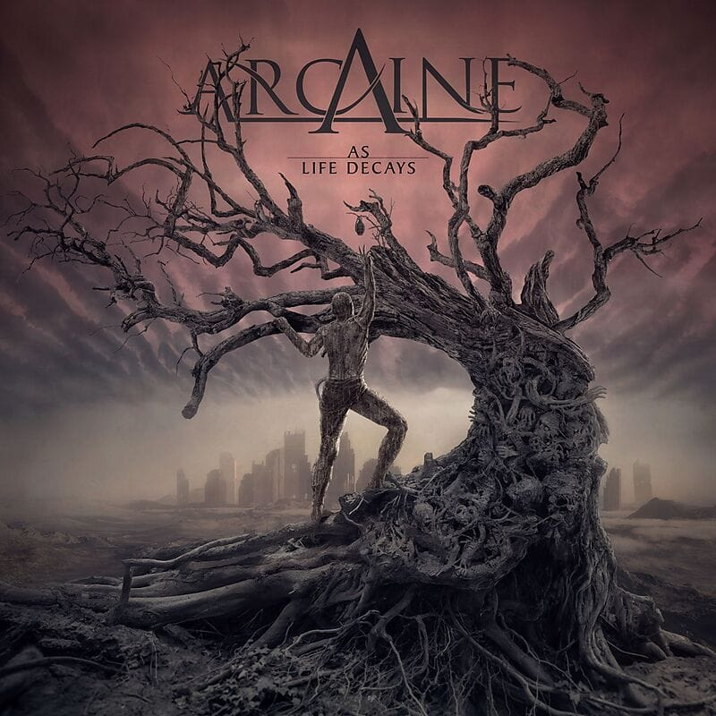 Arcaine's «As Life decays» im Soundcheck