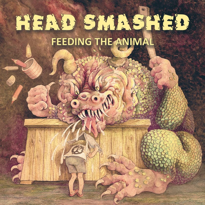 Musikperlen: «Head Smashed – Feeding the Animal» (2014)